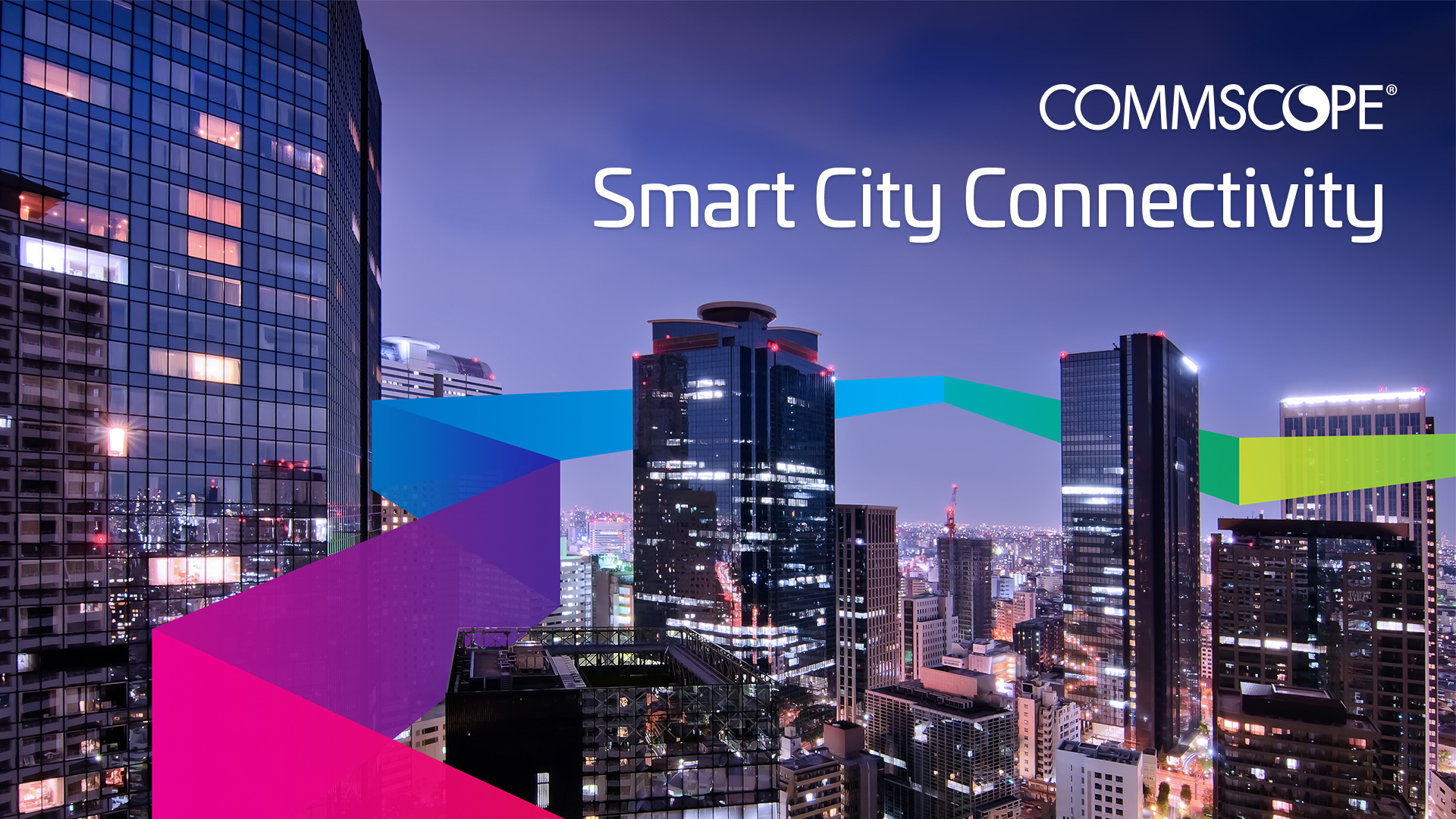 CommScope Smart City Solutions
