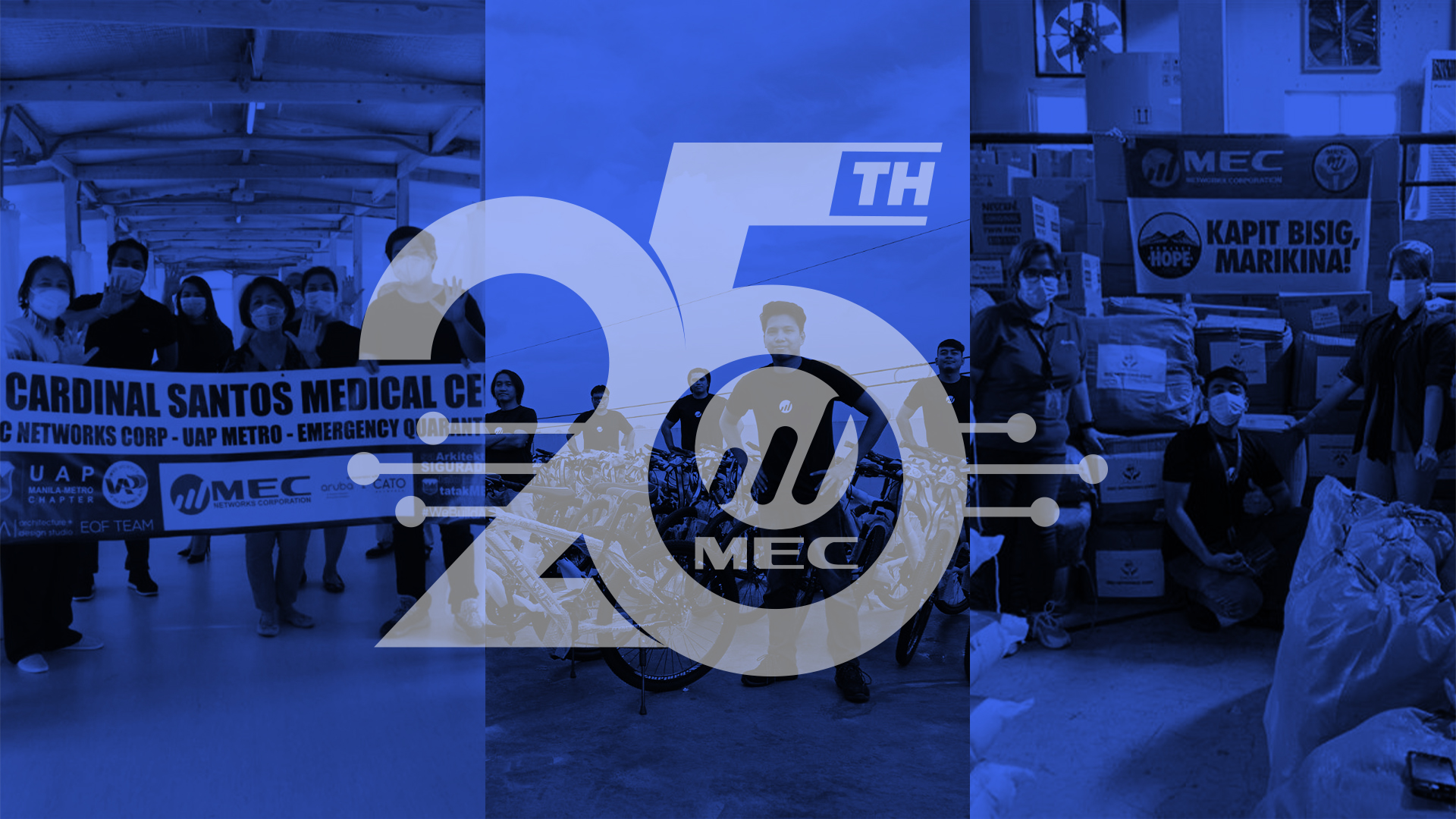 25 Years of Empowering People Through Technology and More