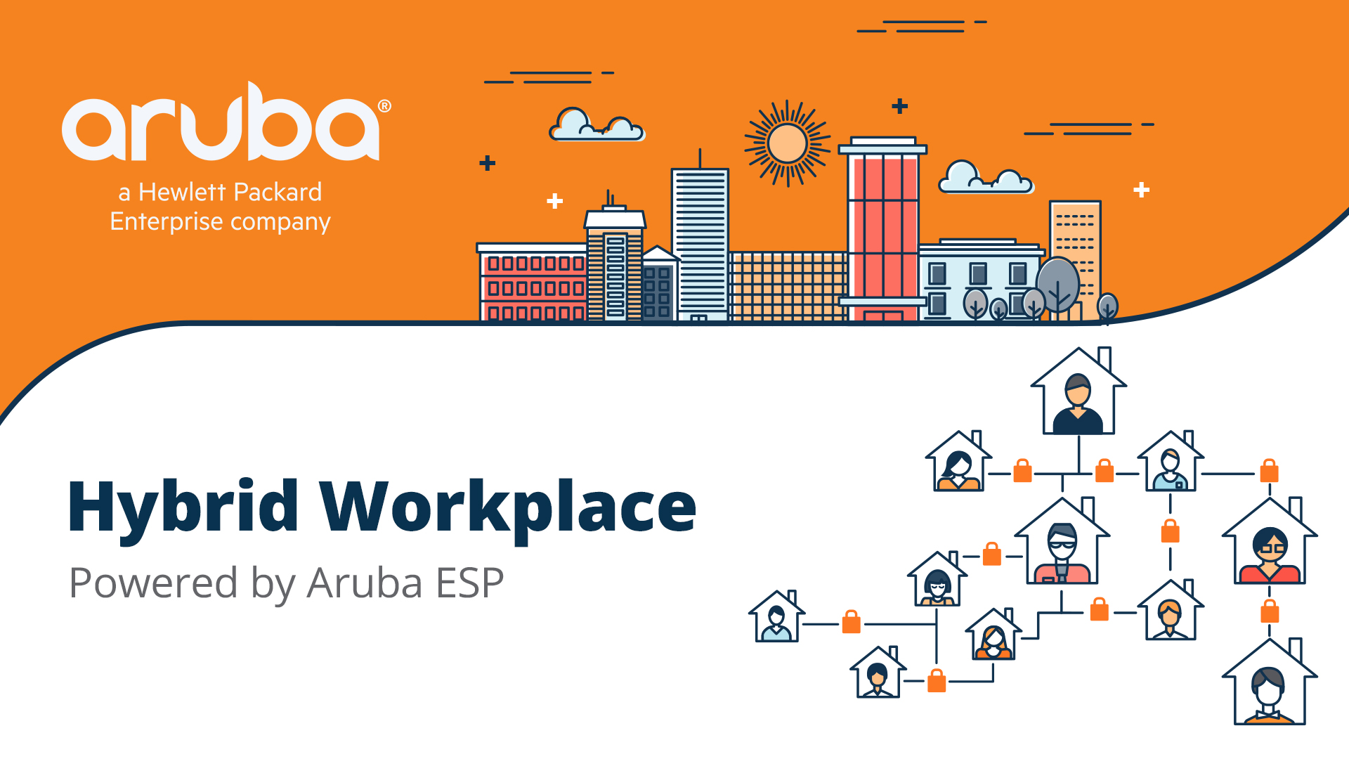 Aruba Hybrid Workplace