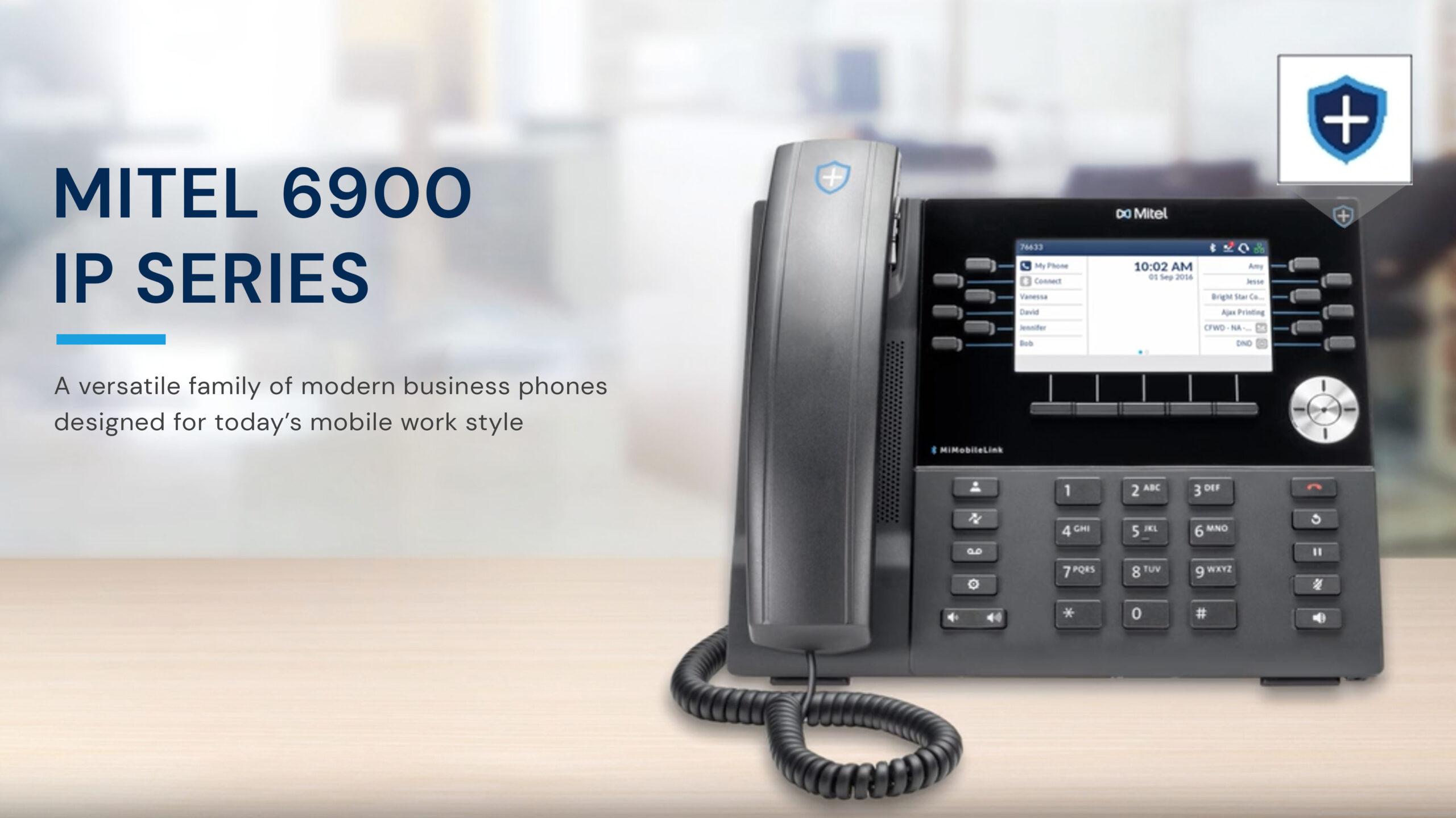 Mitel 6900 IP Series