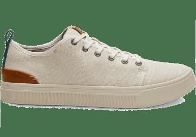 TOMS Birch Heritage Canvas Mens TRVL LITE Low Sneakers
