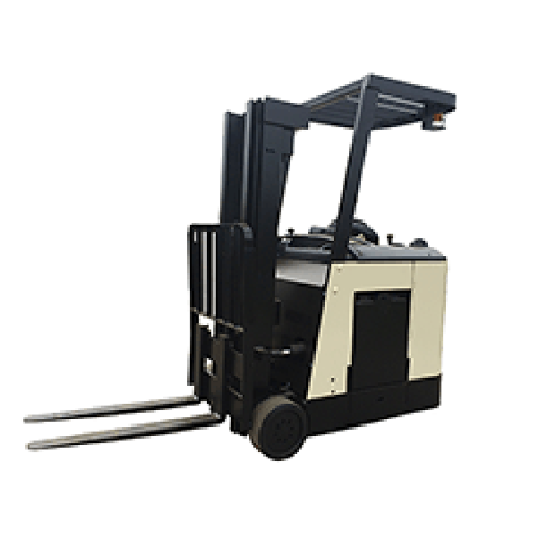 Stand Up Electric Forklift (Docker)