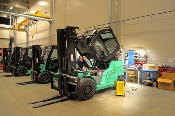 "Main image for the blog titled ""Why Is It Essential To Purchase Forklifts With Free Delivery From Forklift Select"" by Forklift Select"