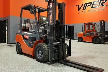 featured image of the blog titled Where Can You Find the Best Prices on Viper Forklifts?