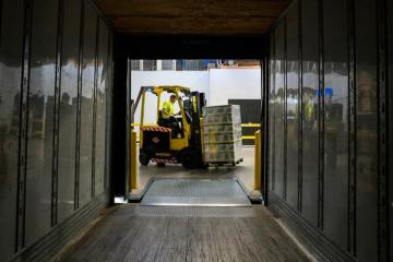 "featured image of the blog titled ""What Are the Advantages of Applying for Forklift Financing?"""