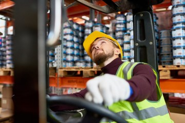 "featured image of the blog titled ""How Forklift Select Can Improve Your Warehouse Management"""