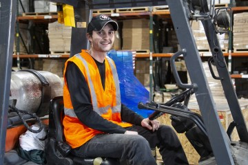 "featured image of the blog titled ""Benefits of Forklifts From the Best Forklift Dealer in Denver, CO"""