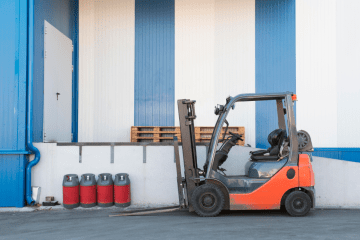 """featured image of the blog titled """"Top Things to Consider When Looking for Lift Trucks for Sale in Denver"""""""