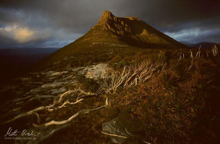 Mt Victoria Cross Southern Ranges. Photo by Matthew Brain