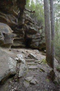 Rocky Whelan's Cave