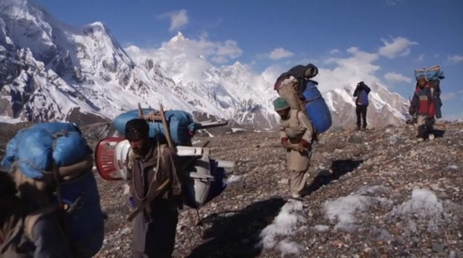 K2- Siren of the Himalayas- Still from Film Trailer- by Dave Ohlson-Ursus Films 19