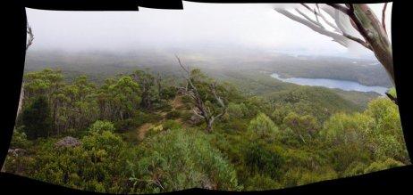 On Mt King William I