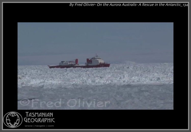 By Fred Olivier- On the Aurora Australis- A Rescue in the Antarctic_134
