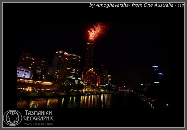 by Amoghavarsha- from One Australia - 119