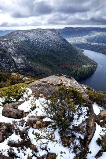 Lake Seal from Tarn Shelf by Tristan Stuart