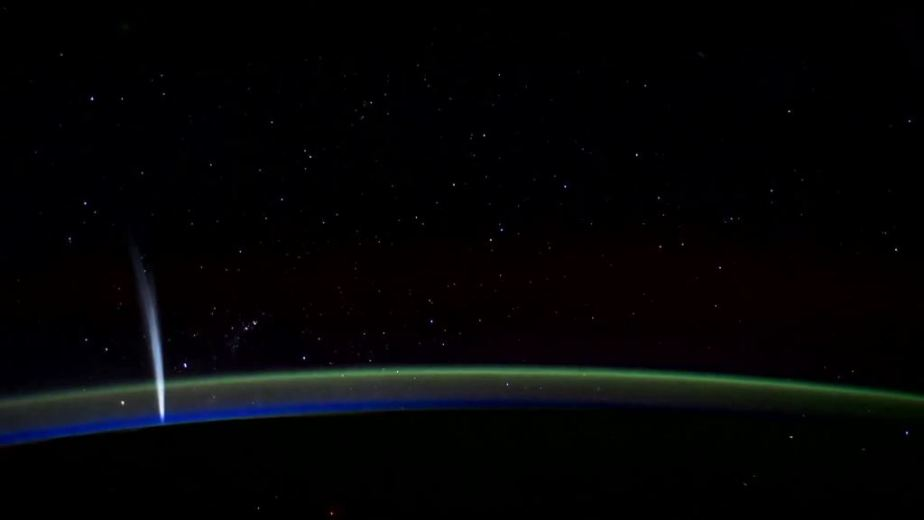 Orbit Timelapse - Intl Space Station - compiled by Selmes Films via NASA - 26