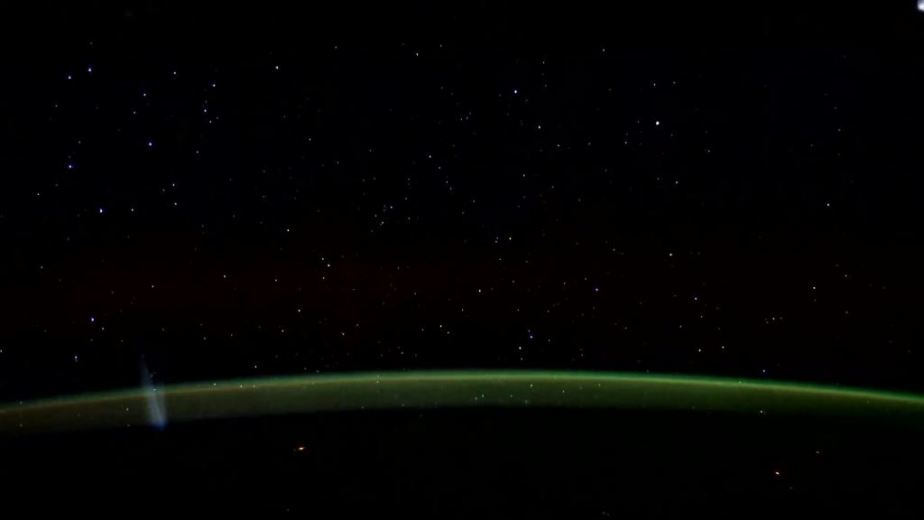 Orbit Timelapse - Intl Space Station - compiled by Selmes Films via NASA - 27
