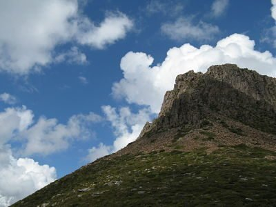 Mount Gould Saddle