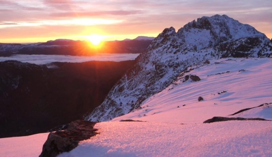 Ski Mountaineering in the Southwest - by Mark Oates -27