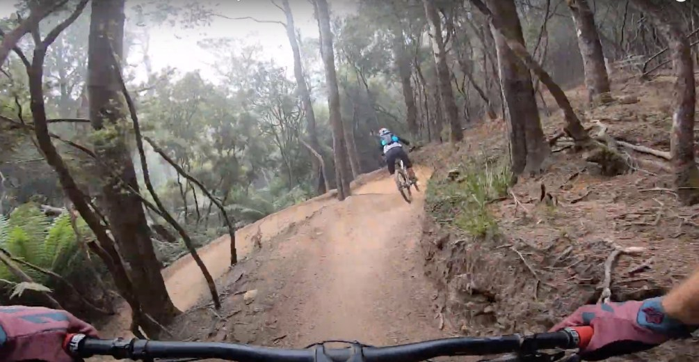 Mountain Biking Through the Goblin Forest -by Tracks Less Travelled - 15.51.03