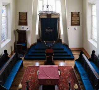 Launceston National Trust Synagogue-by Monissa.com