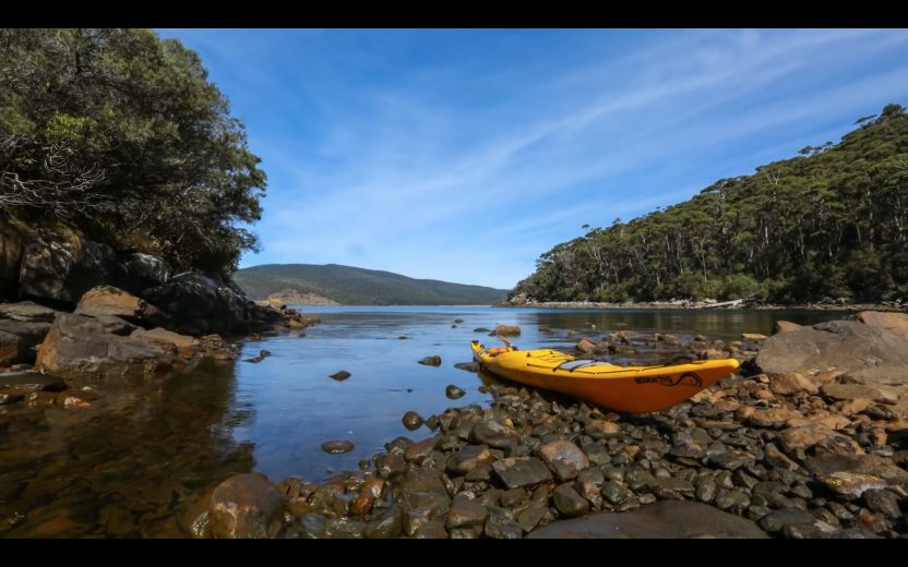 Sea Kayak Tasman Peninsula - Stoked for Saturdays - 41.46