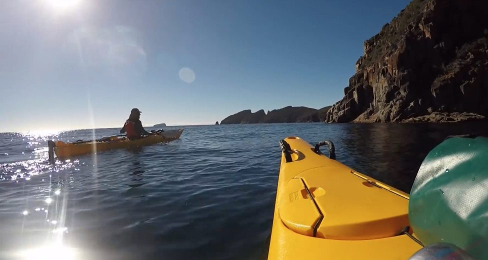 Sea Kayak Tasman Peninsula - Stoked for Saturdays - 38.18