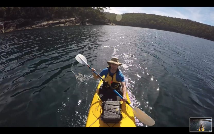 Sea Kayak Tasman Peninsula - Stoked for Saturdays - 39.54