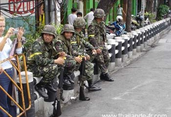 Thailand's bloodless coup