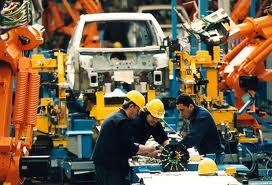 Automobile workers