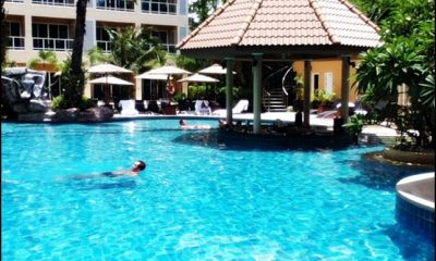Tourism thailand pool
