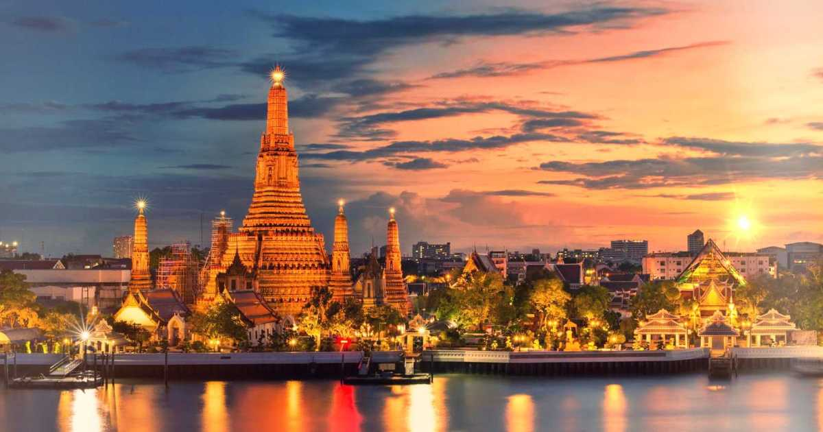 Bangkok most popular city for Japanese tourists