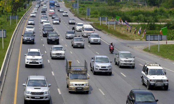 Oil consumption rises 4-5% during Songkran festival