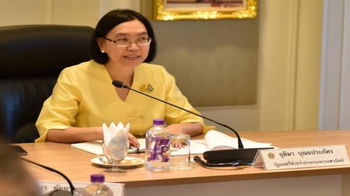 US praises Thai intellectual property operations