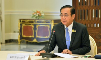 Thai premier holds meeting on 2020 Budget