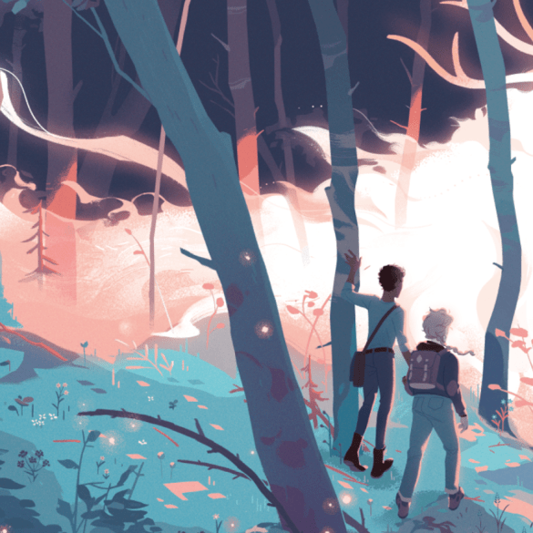 Heartwood: Non-binary Tales