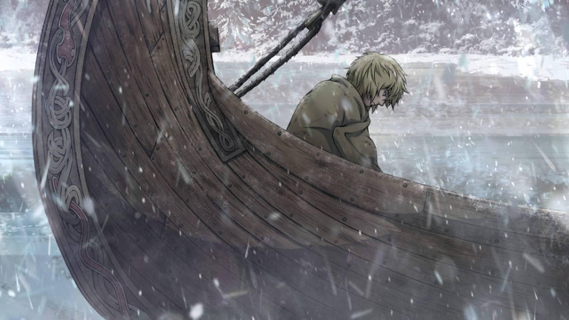Don't Wait Until 2019 -- Read Vinland Saga Now! — The Daily Fandom