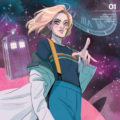 Thirteenth Doctor #1