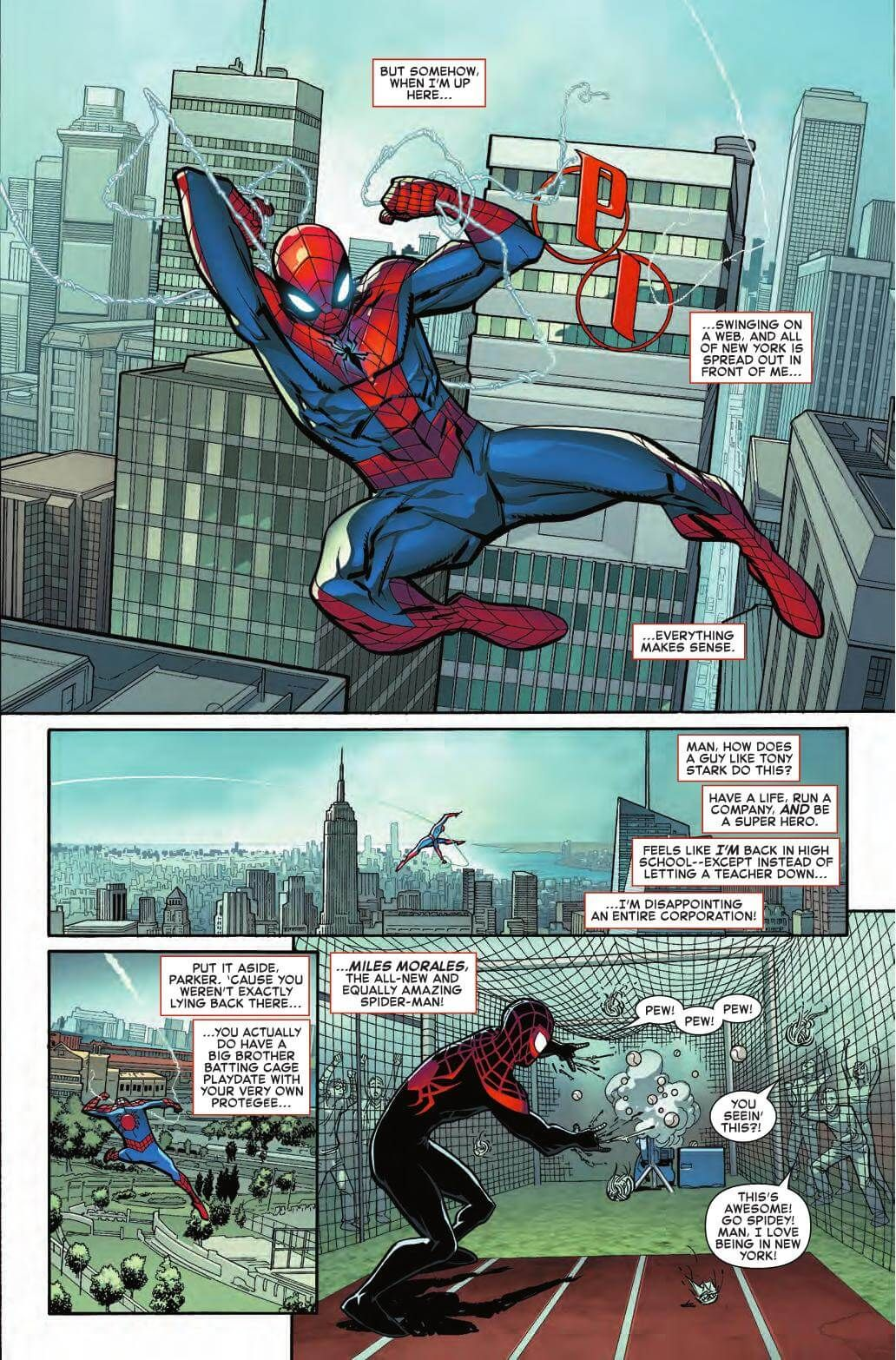 The Amazing Spider-Man #13, Marvel // Dan Slott.