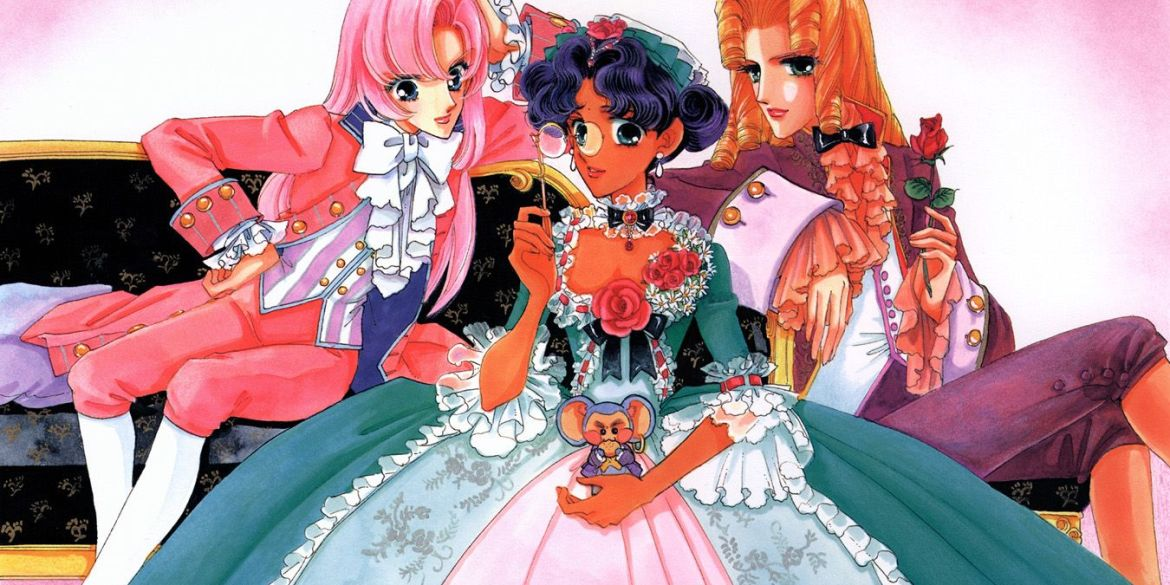queer magical girls