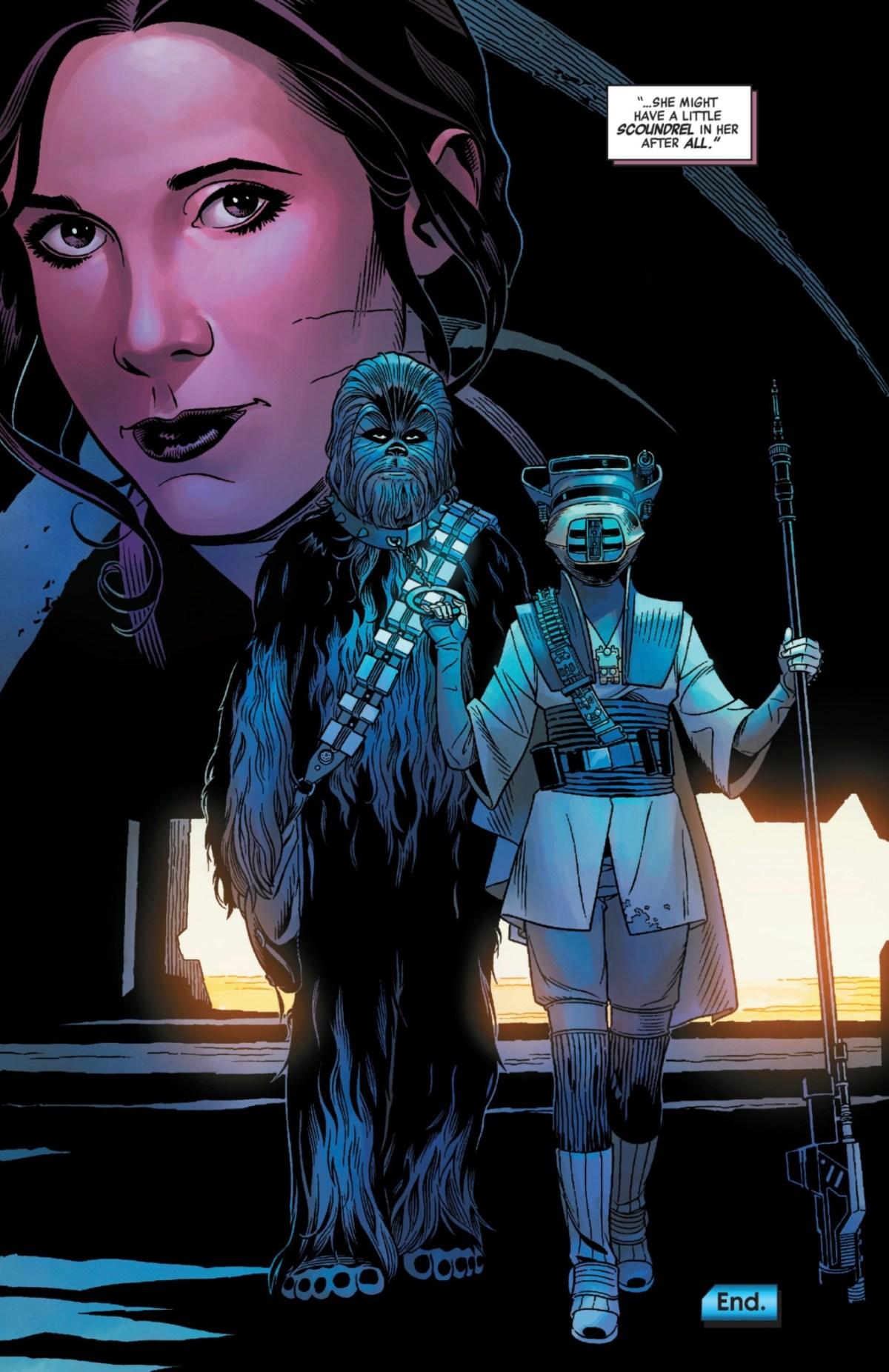 Star Wars: Age of Rebellion - Princess Leia