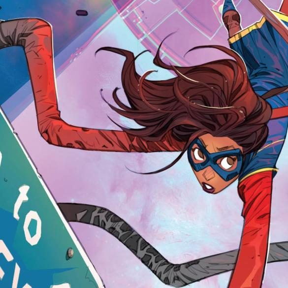 The Magnificent Ms Marvel #2