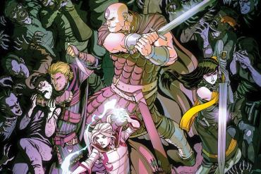 Dungeons and Dragons Comics