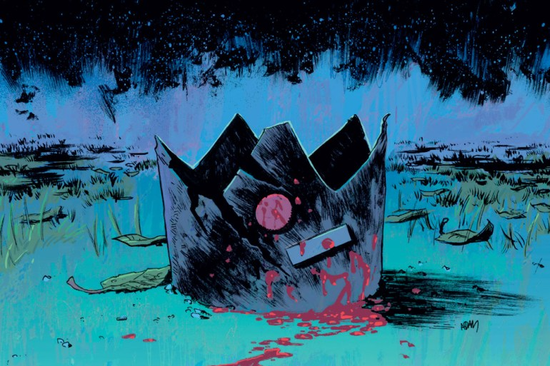 One Last Howl In Jughead the Hunger #13 3