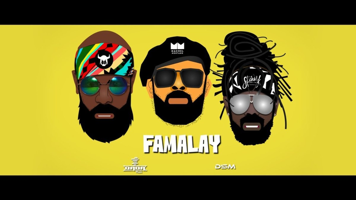 "Cover art for ""Famalay"" by Machel Montano, International songs"