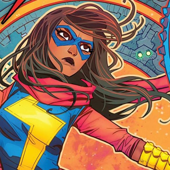 The Magnificent Ms Marvel #3