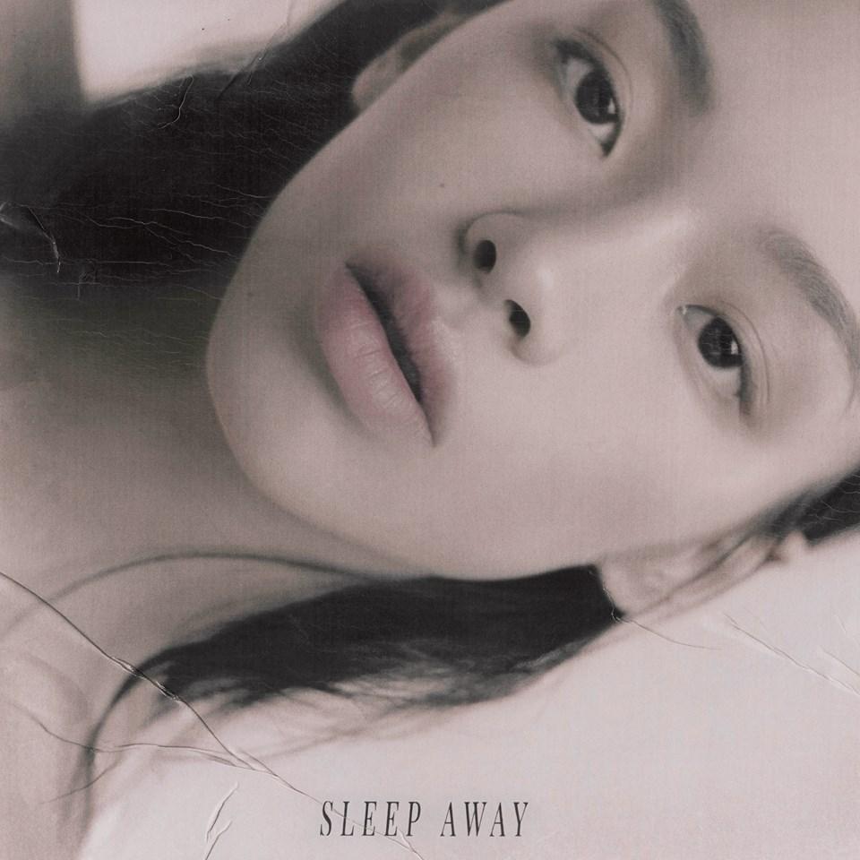 "Album cover for""Sleep Away"" by Lexie Liu, International songs"