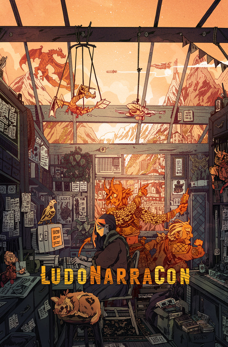 LudoNarraCon