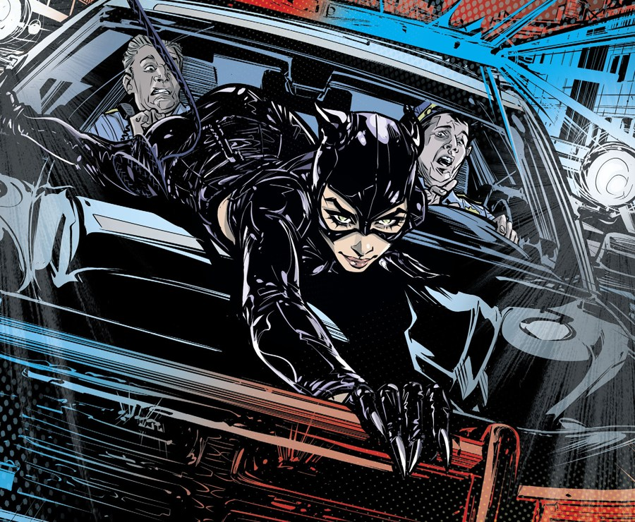 Catwoman Annual