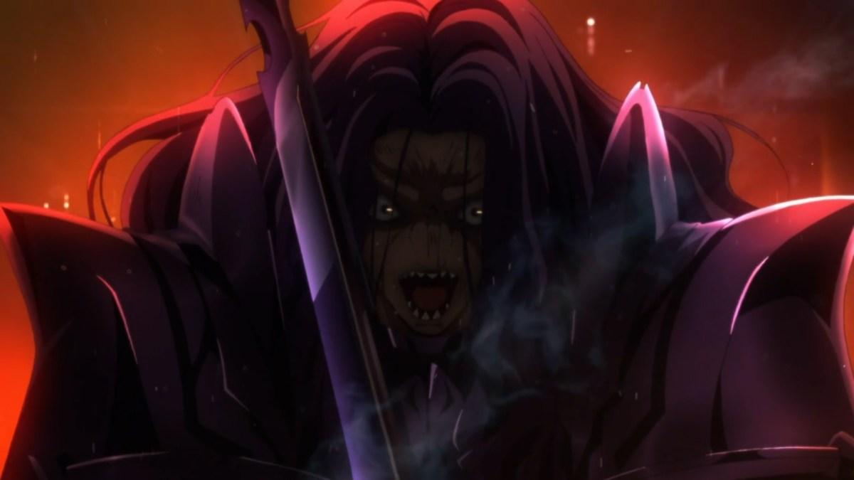 Kings of Fate Zero: Berserker revealed as Lancelot.